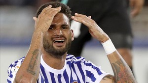 Willian José renovó hasta 2022 con la Real Sociedad