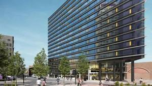 Este es el lujoso edificio donde vive Guardiola