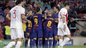 El Barça se meterá en octavos de final consiguiendo el mismo resultado que el Sporting de Portugal ante la Juventus