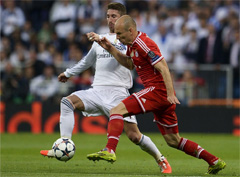 Benzem� avanza al Real Madrid