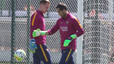 Claudio Bravo's relationship with Marc-Andre ter Stegen caused Barcelona departure