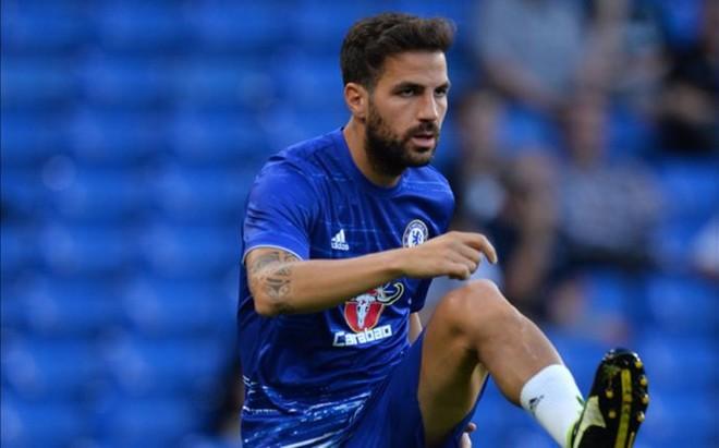 Cesc F�bregas podr�a estar viviendo sus �ltimos d�as en Stamford Bridge