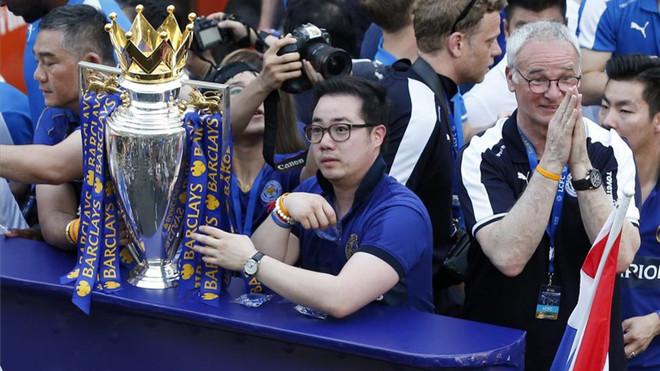 El Leicester argumenta el despido de Ranieri por el mal momento del equipo