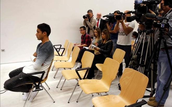 La fiscal�a se mantiene firme en su acusaci�n contra Araujo
