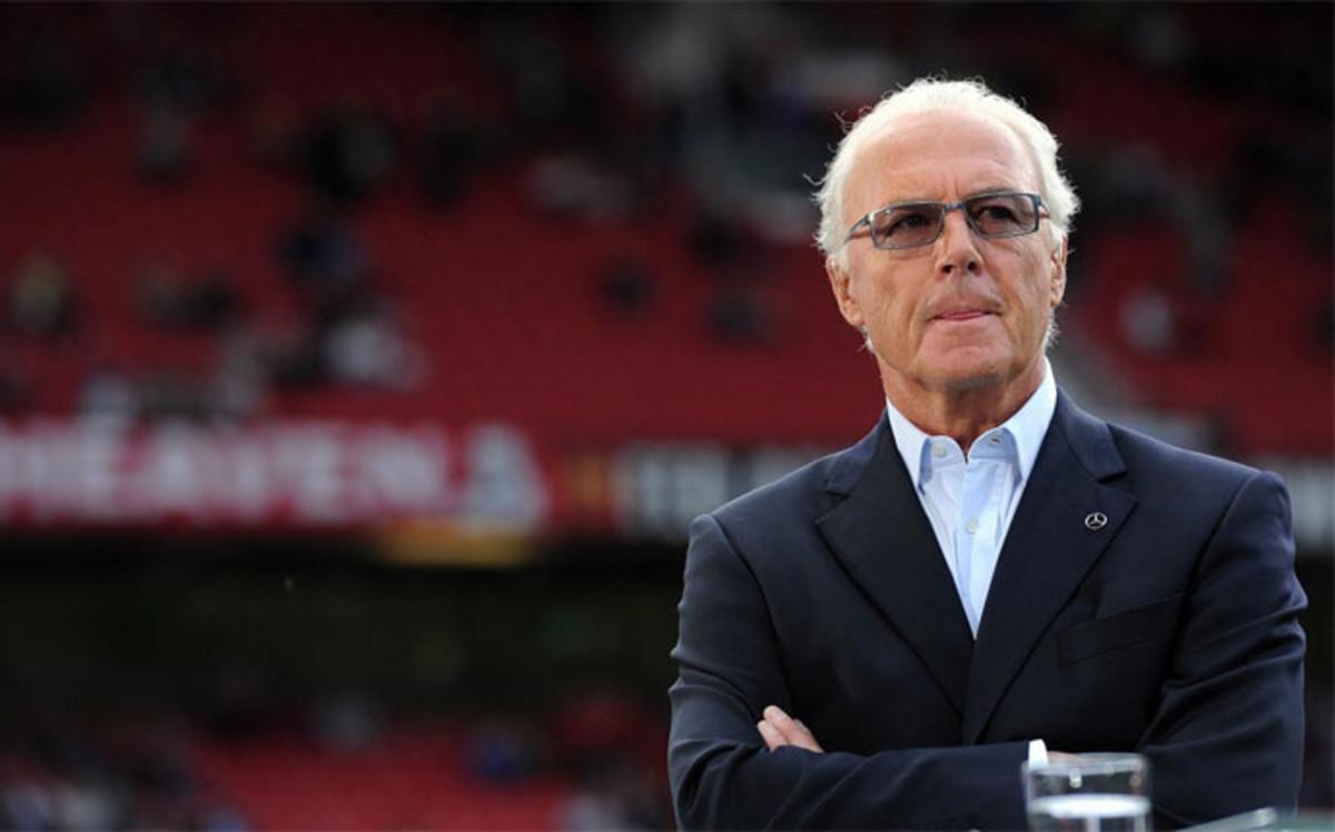 Beckenbauer, investigado por corrupción