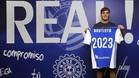 Joan Bautista renueva hasta 2023 con la Real