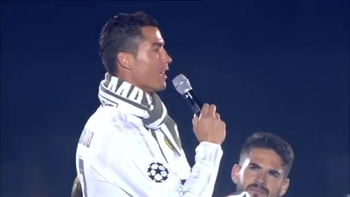 Cristiano Ronaldo, el egocéntrico