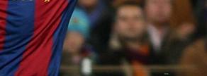 Iniesta supera a Cannavaro durante el Clásico del 23 de diciembre de 2007, en que el Real Madrid ganó por 0-1