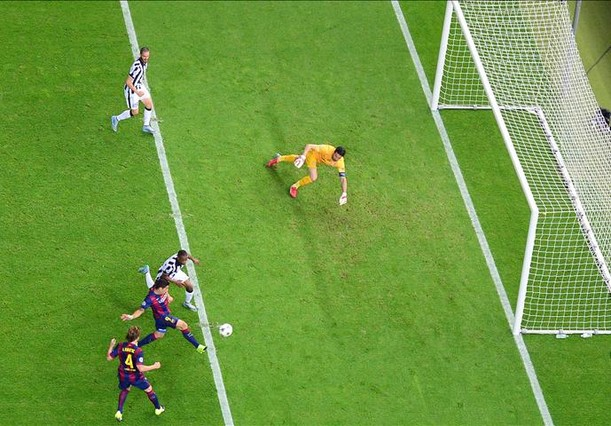 "Luis Su�rez ""Nunca olvidar� mi gol en la final de la Champions"""