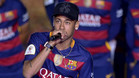Neymar confirma que seguir� en el Bar�a