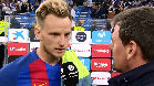 "Rakitic: ""Fuimos mejor contra once\"""