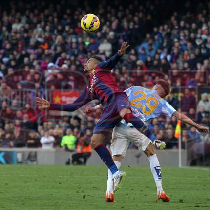 صور : مباراة برشلونة - ملقا  0-1 ( 21-02-2015 )  1424541252429