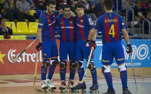 El Barça Lassa juega ante un rival directo en Portugal