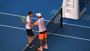 Murray, eliminado del Abierto de Australia