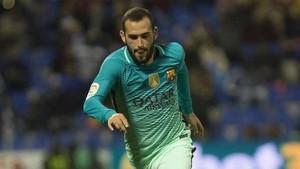Aleix Vidal, segundo partido de Liga consecutivo