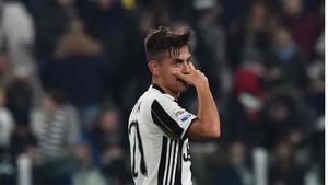 Paulo Dybala, estrella de la Juventus
