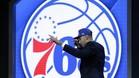 Simmons se las prometía felices con los Sixers en el draft, pero no podrá debutar este año