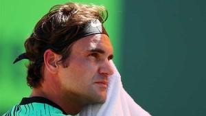 Federer despachó a Del Potro