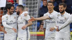 El Real Madrid defiende el título liguero