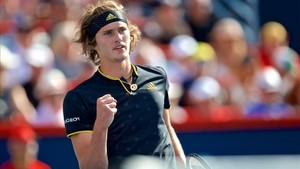 Szverev dio un recital ante Federer en la final de Montreal