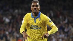 Boateng rescinde contrato con la UD Las Palmas