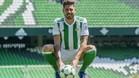 Javi García se mostró muy contento por su regreso a la liga española