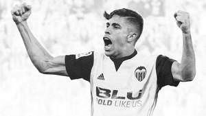 Gabriel defenderá la camiseta del Valencia hasta 2022
