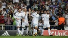 El Real Madrid ganó con facilidad al Apoel