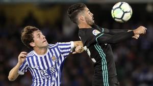 El Real Madrid se ha fijado en Álvaro Odriozola