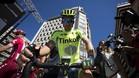 Alberto Contador reconoce que se le ha complcado mucho la Vuelta a Espa�a