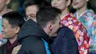 Bartomeu consuela a Messi