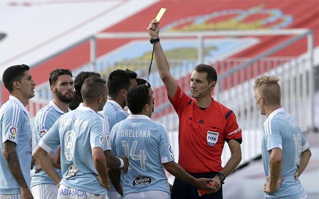 La Liga referee Clos Gomez, Real Madrid's best friend ...