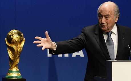 La FIFA quiere un Mundial de 40 selecciones