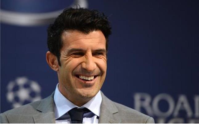 Luís Figo propone una nueva distribución de los ingresos para la FIFA