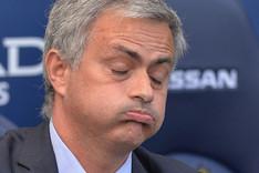 Jos� Mourinho lamenta el gol de Lampard en el City-Chelsea