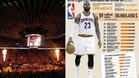 Lebron James es el mejor pagado de la NBA