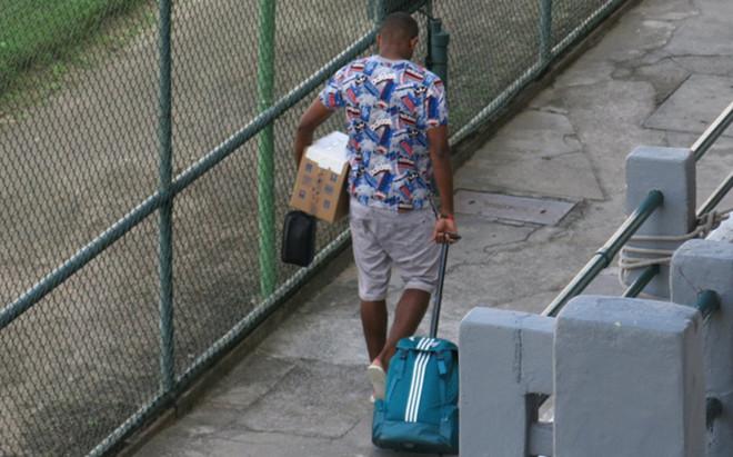 Marlon se cae de la convocatoria del Fluminense
