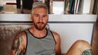 Vea el sorprendente cambio de look de Leo Messi