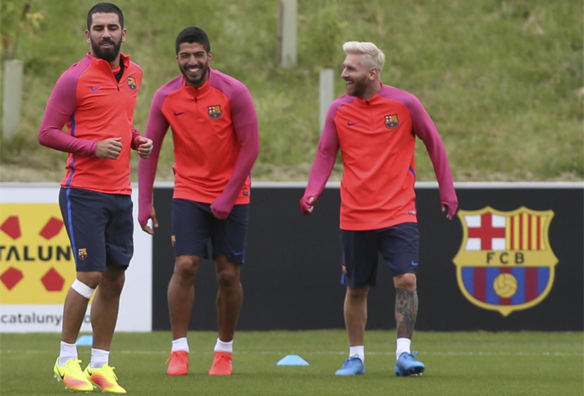 Pretemporada fc barcelona en inglaterra luis enrique les for Haces falta trabajo barcelona