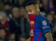 Neymar Junior, delantero del FC Barcelona