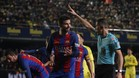 Pique ha sido sancionado por denunciar el arbitraje en Villarreal y Bilbao