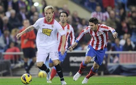 Rakitic y Koke pueden dejar de ser rivales y coincidir en el Barça