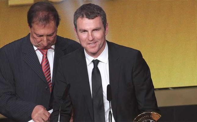 Luis Enrique, mejor entrenador del mundo