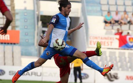 El Sabadell arranc� un valioso empate en Zaragoza