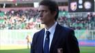 Schelotto entrenando con el Palermo