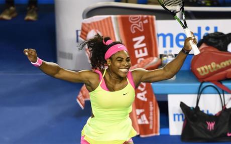 Serena Williams vence a Sharapova y se hace con su sexto Abierto de Australia