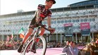 Tom Dumoulin, que estuvo a punto de ganar la Vuelta'2015, es la referencia holandesa para la contrarreloj individual que abre el Giro de Italia