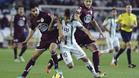 El Córdoba no gana ni de penalti a un Depor que jugó con diez
