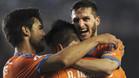 El Valencia reacciona y hunde al Córdoba