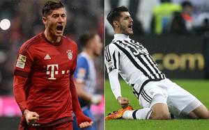 Levandowski y Morata dicen no al Madrid por Cristiano